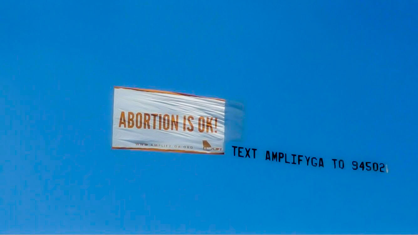 Abortion is ok!